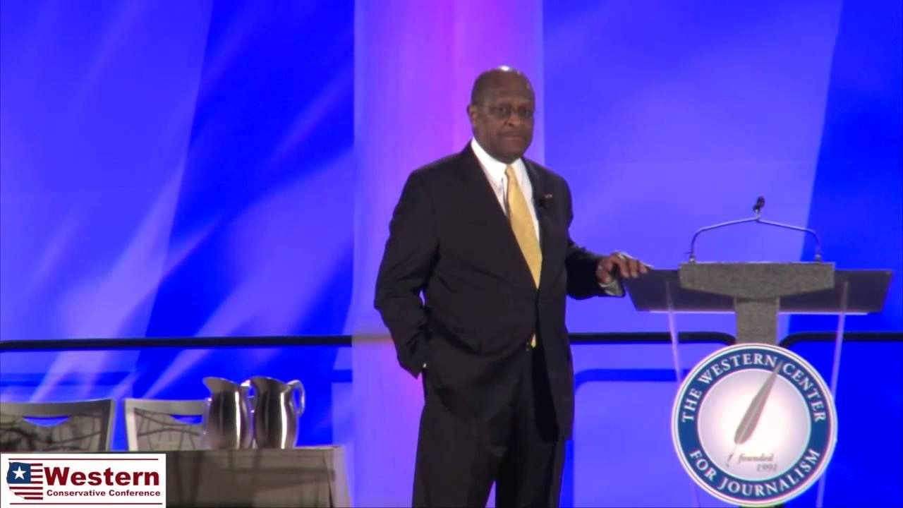 """Herman Cain: """"Stupid and Gullible People Are Running America!"""""""