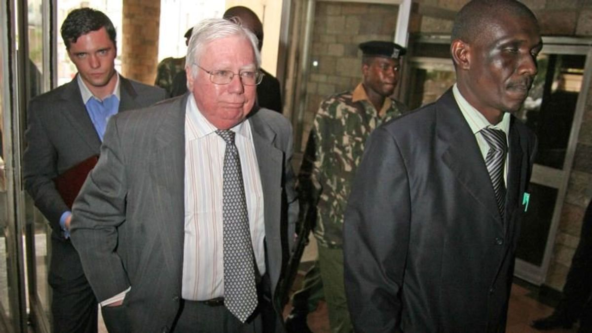 Roger Stone Associate in Plea Talks with Mueller
