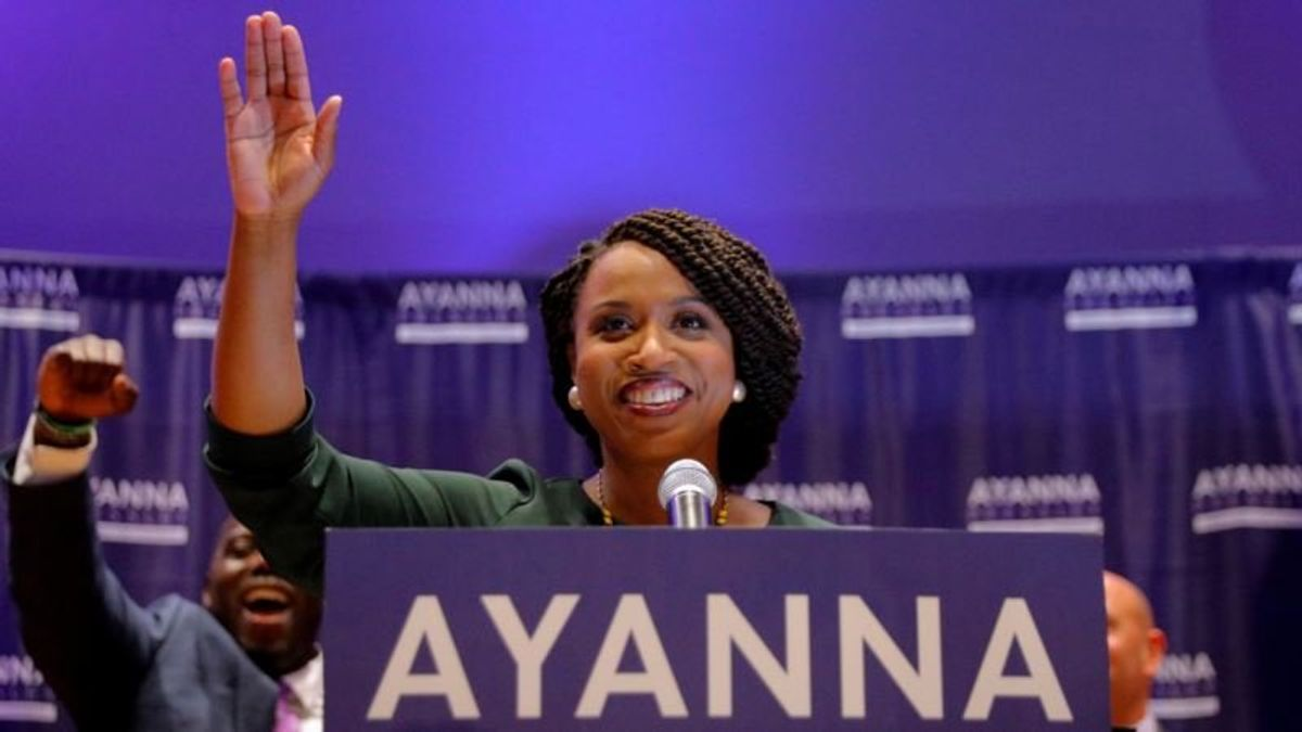 Pressley Wins Fight for 'Soul' of Party in Massachusetts House Race