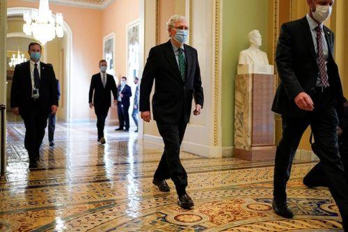 US Senate Poised to Vote on Defense Funding Veto Override
