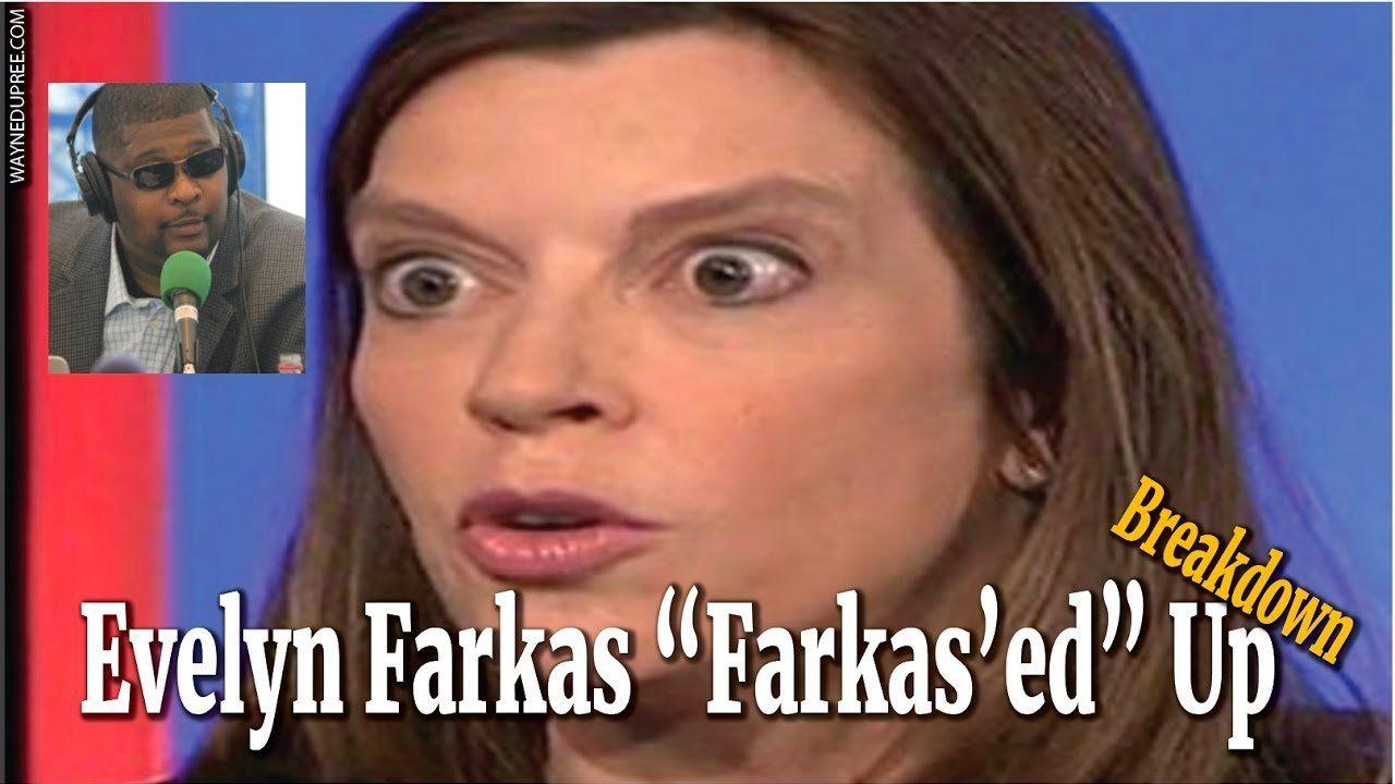 Evelyn Farkas Farkas'ed Up Spilling Beans On Obama Surveillance!