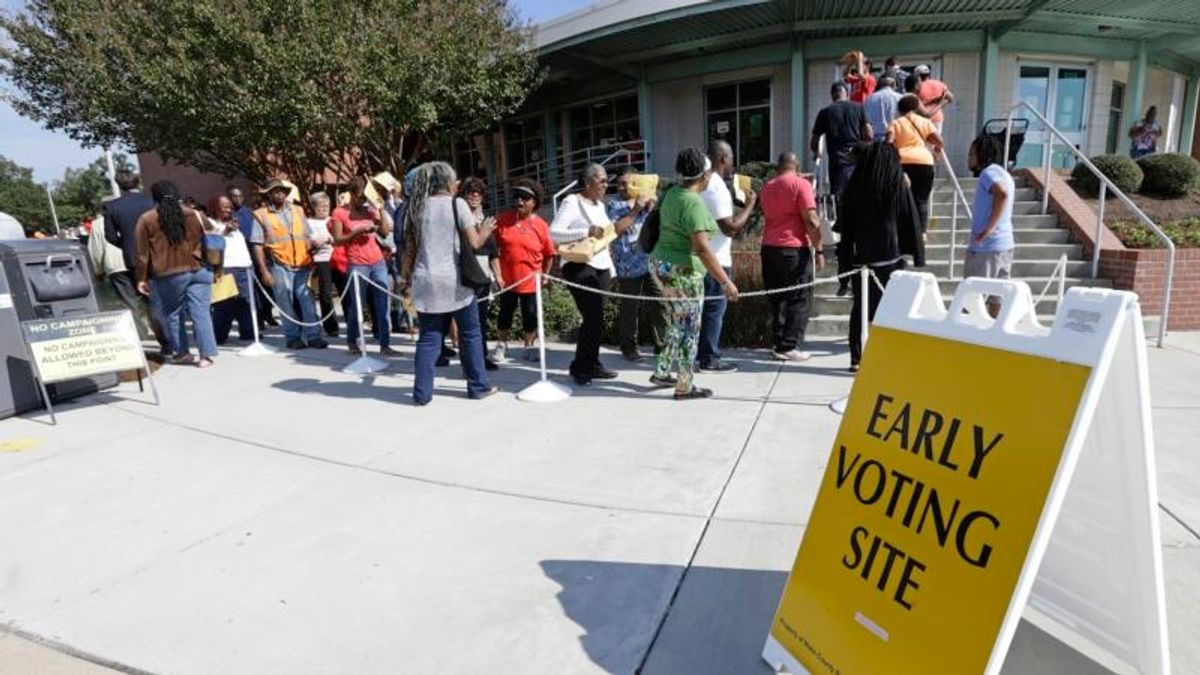 National Urban League Focusing on Minority Voting for 2020
