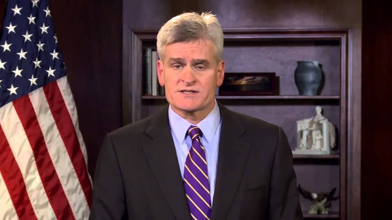 Bill Cassidy gives address on Keystone XL
