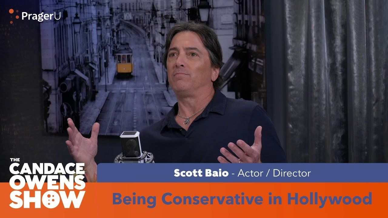 Trailer: The Candace Owens Show Featuring Scott Baio