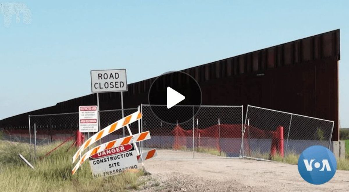 What Is the Fate of Trump's Border Wall?