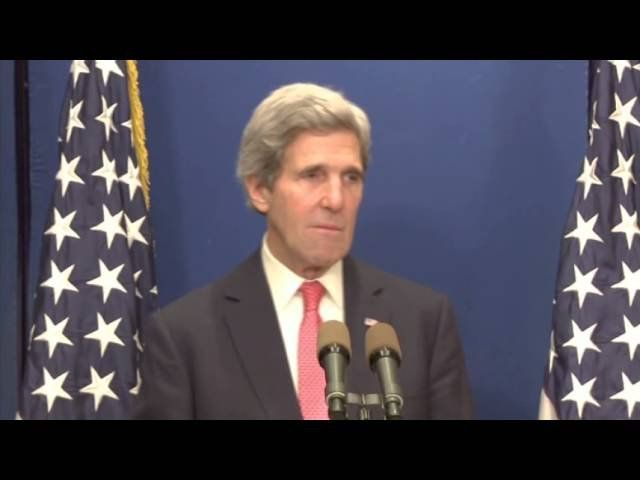 Kerry cites some progress in Mideast diplomacy