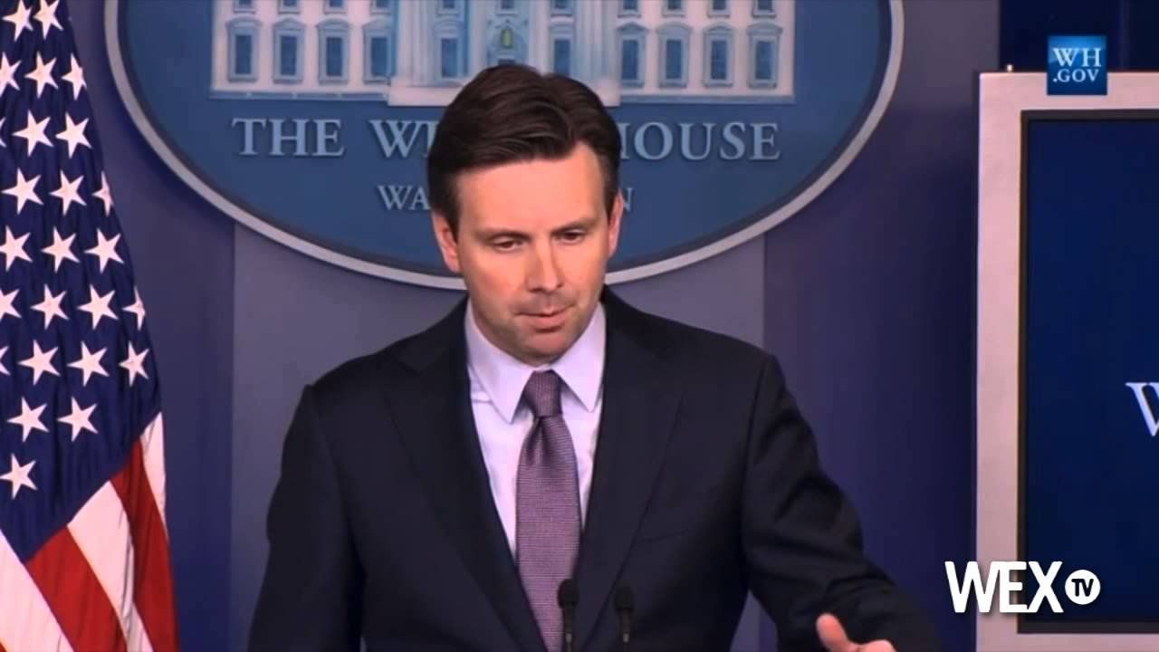 Josh Earnest won't say Russians hacked White House