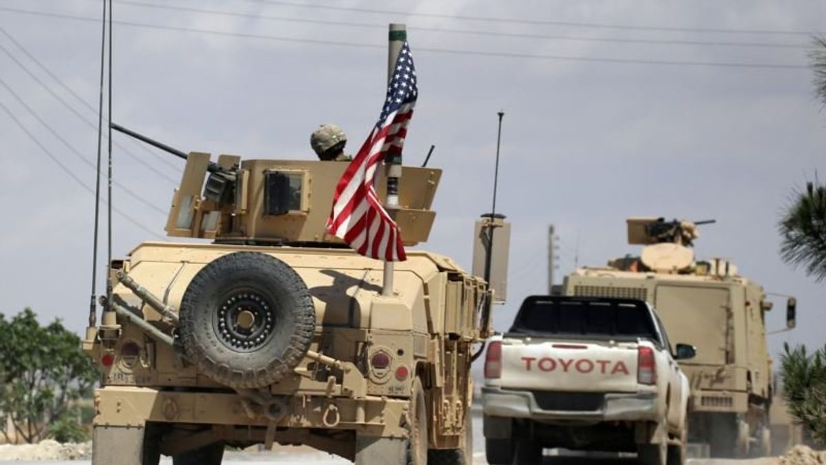 US Lawmakers 'Blindsided' by News of US Troop Withdrawal from Syria
