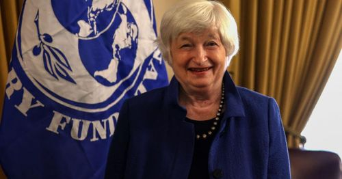Yellen amends previous inflation prediction, says it will be 'closer to 4%' this year