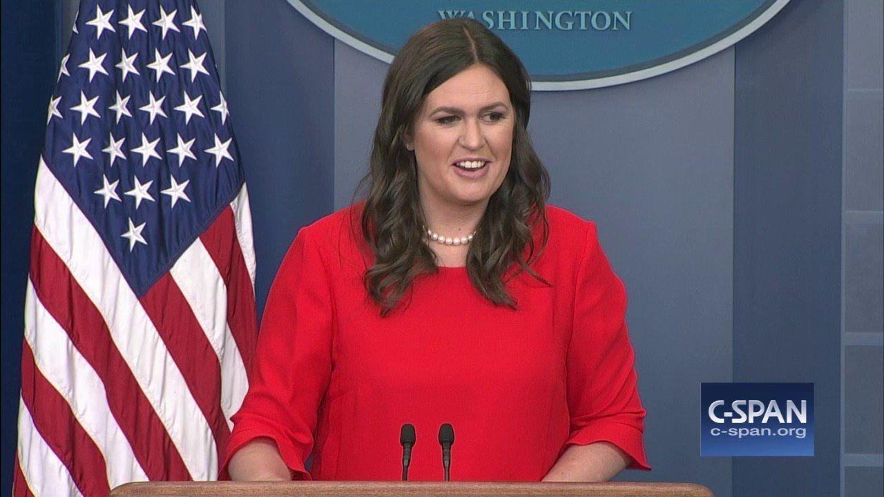 New White House Press Secretary (C-SPAN)