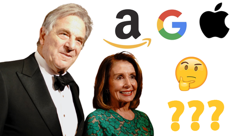 The Appearance of Evil - Nancy Pelosi's Disturbing History of Insider Trading?