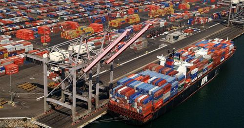 More than half of Americans say they have experienced supply chain-related issues, poll