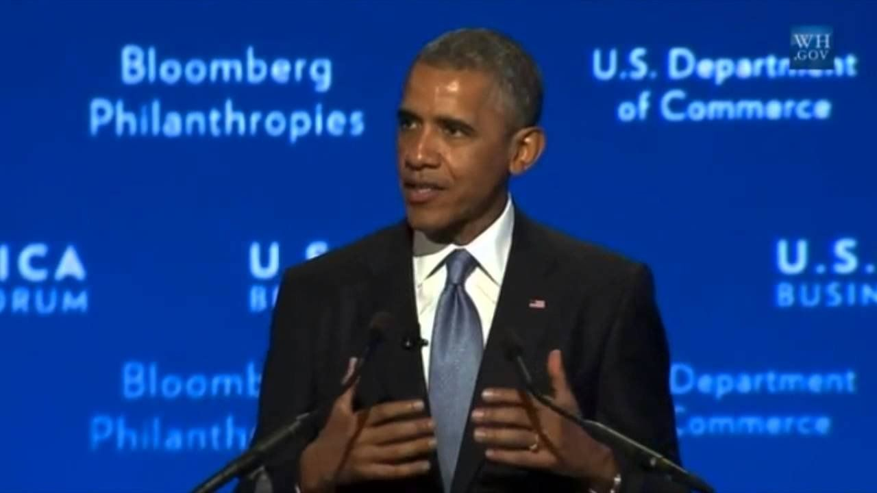 Obama, Biden focus on growing business in Africa