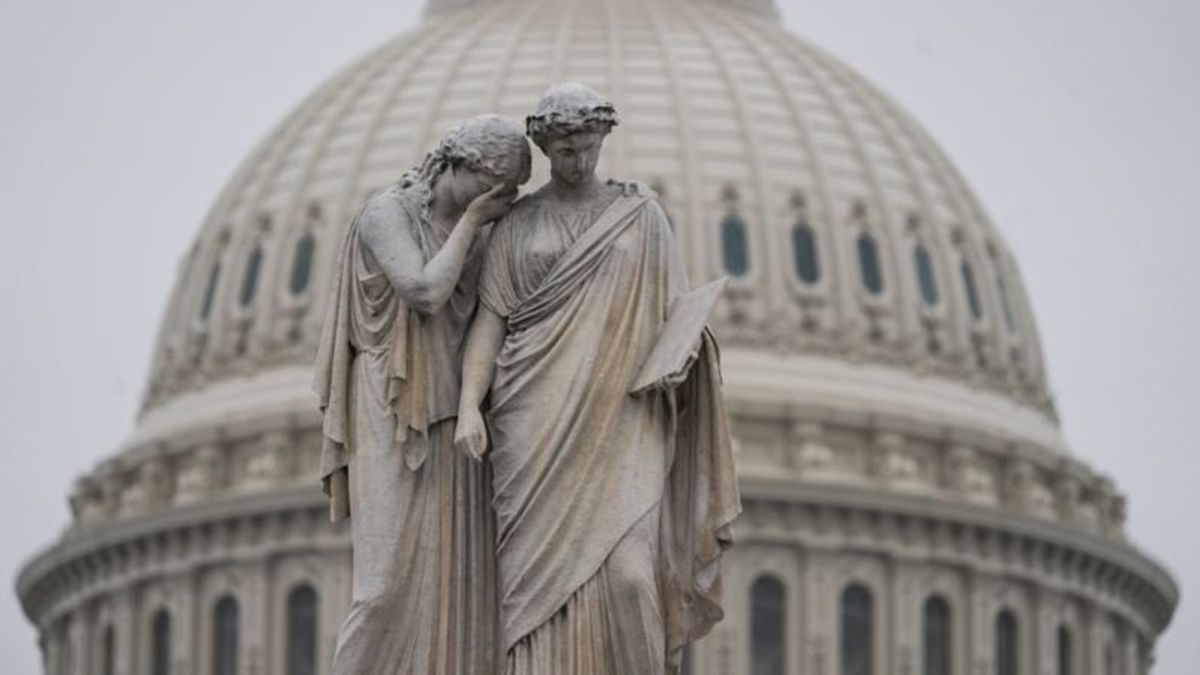 Partial US Government Shutdown in 11th Day, as Border Wall Dispute Lingers