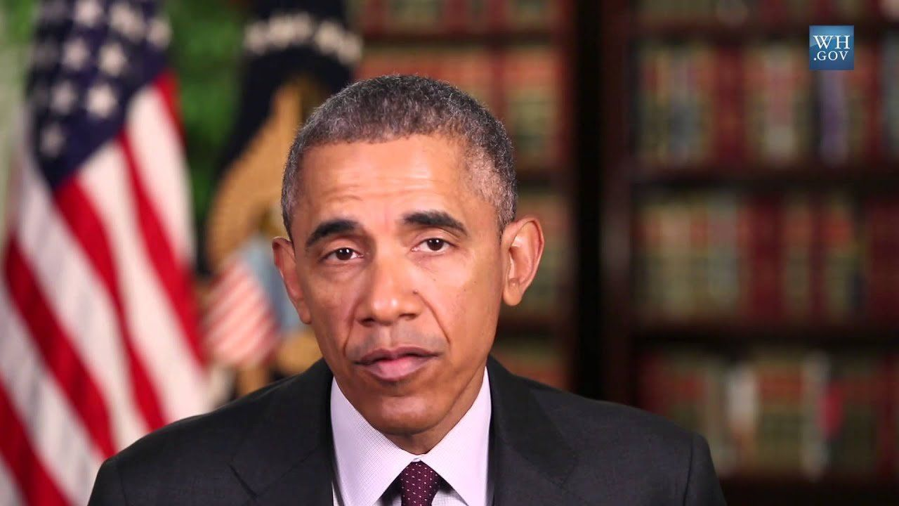 Obama says Iran sanctions have only egged on its nuclear program