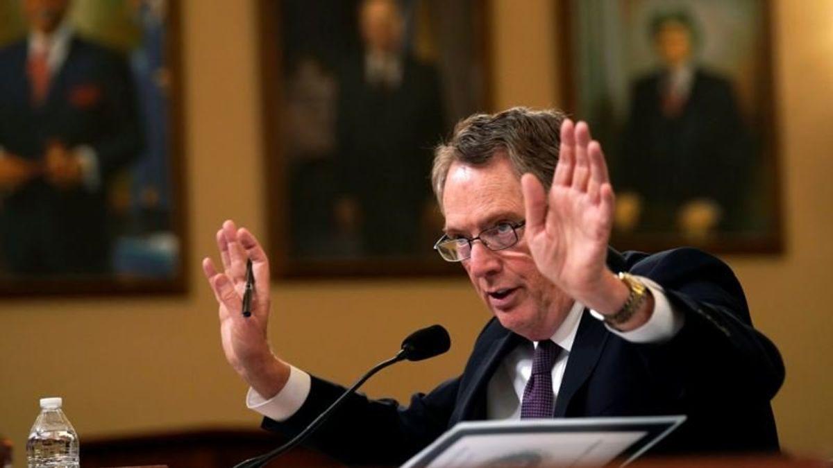 Democrats Cool Toward NAFTA Replacement, Question Labor Standards