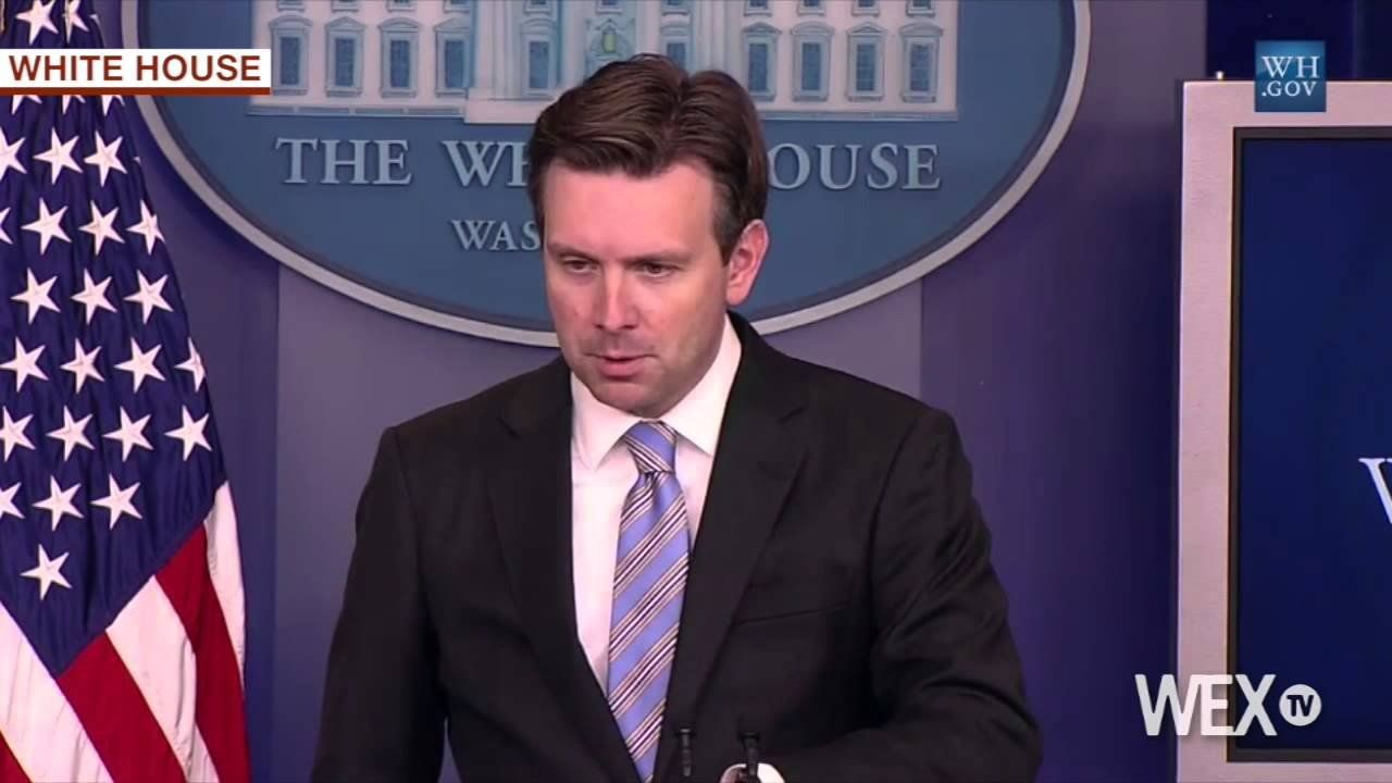 White House dodges human rights questions about Nike visit
