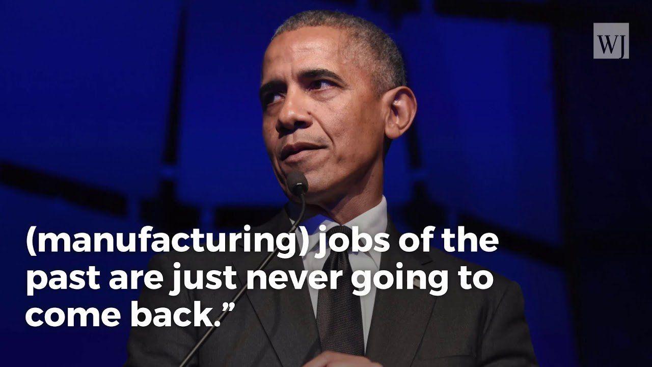 Trump Trolls Obama over Jobs, 'I Guess I Found a Magic Wand'