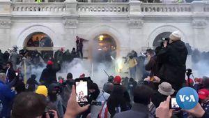 FBI Director to US Lawmakers: Capitol Riot Was Domestic Terrorism