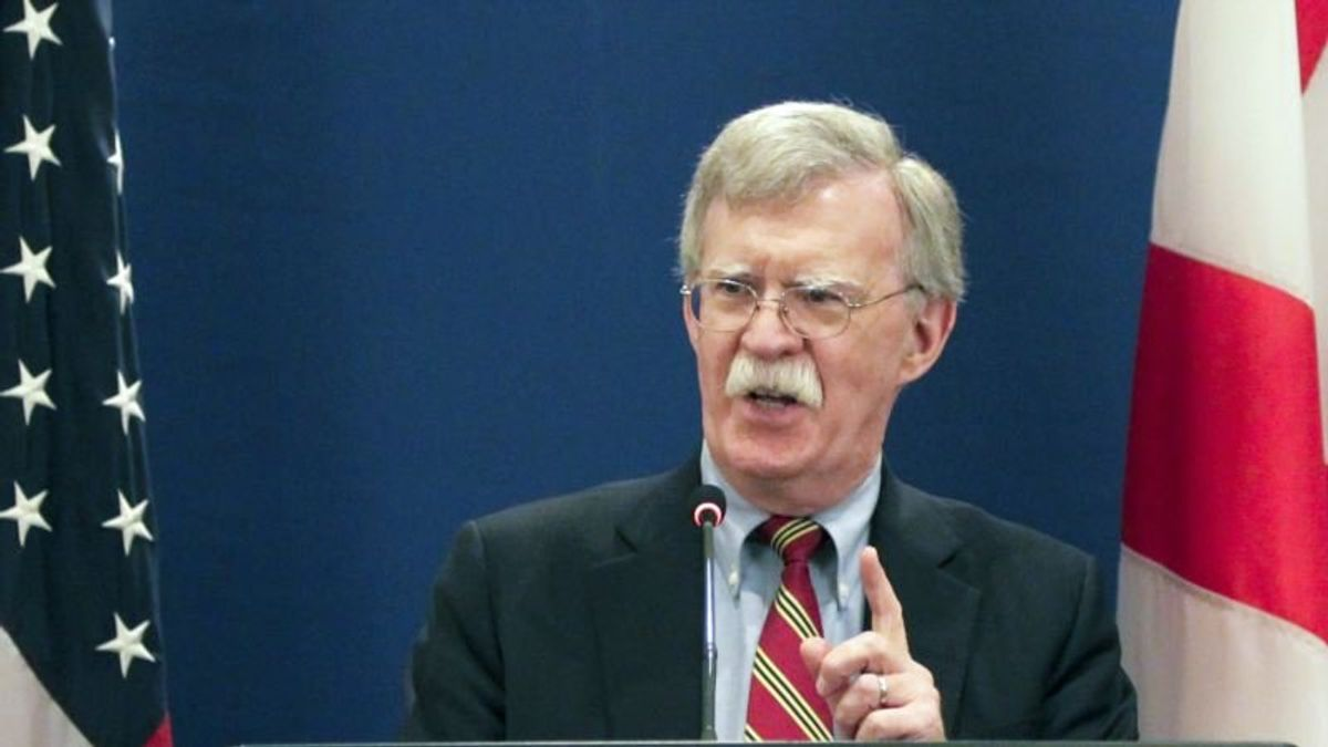 US Vows Tough Approach to Venezuela, Nicaragua, Cuba