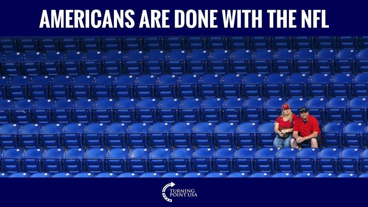 Many Americans Are DONE With The NFL