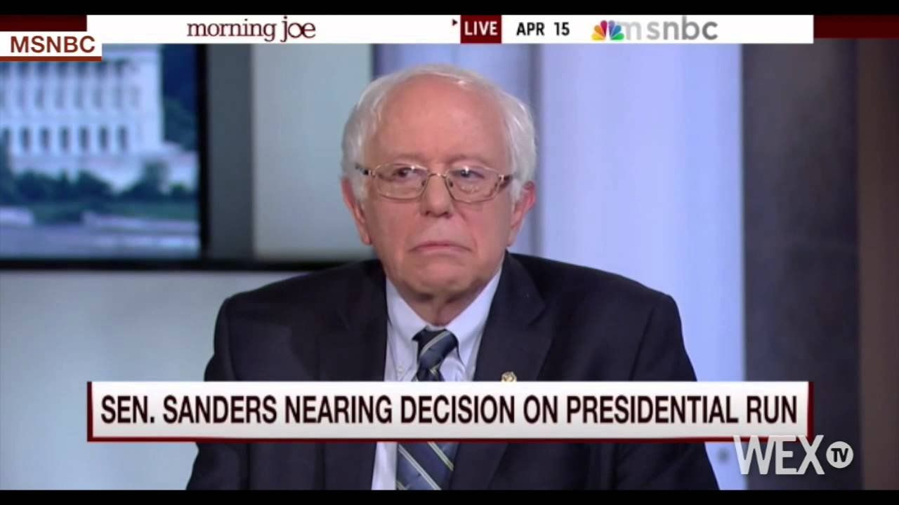 Bernie Sanders: 'Where does Hillary stand?'