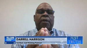 """Activist theology """"reduces the true message of the gospel to mere moralism."""" - Darrell Harrison"""