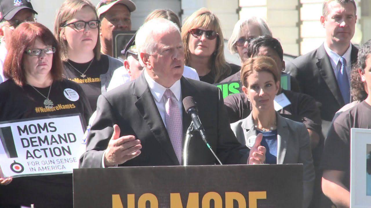 Survivors of gun violence speak out for background checks