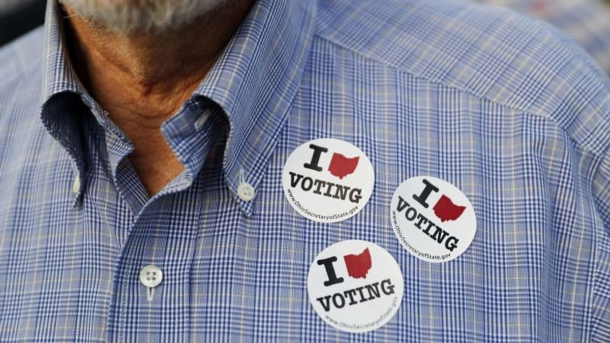 Voters Also Weigh in on Dozens of Ballot Measures