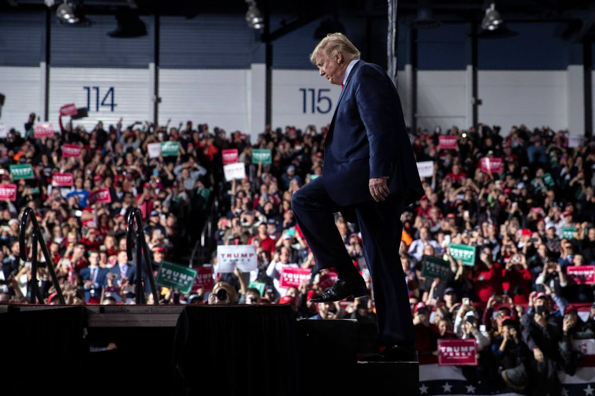 Evangelical Magazine Christianity Today: Trump Must Go