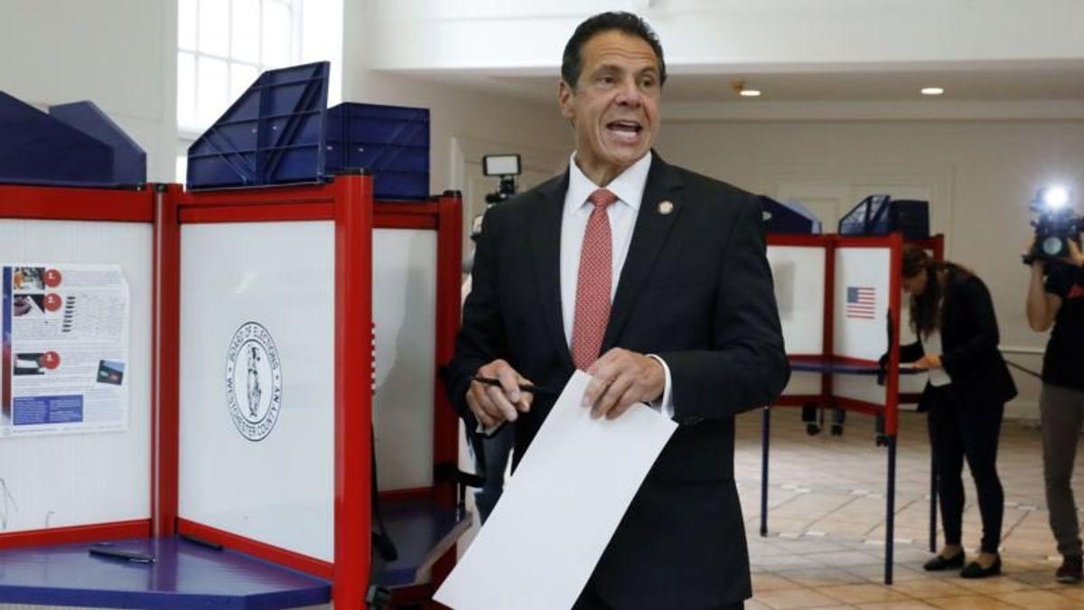 Cuomo Defeats Nixon in NY Gubernatorial Primary