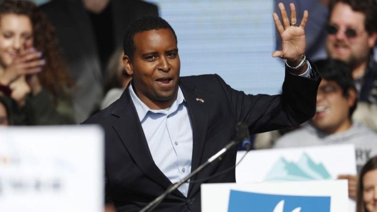 Parents' Journey Inspired US Congress' 1st Eritrean-American