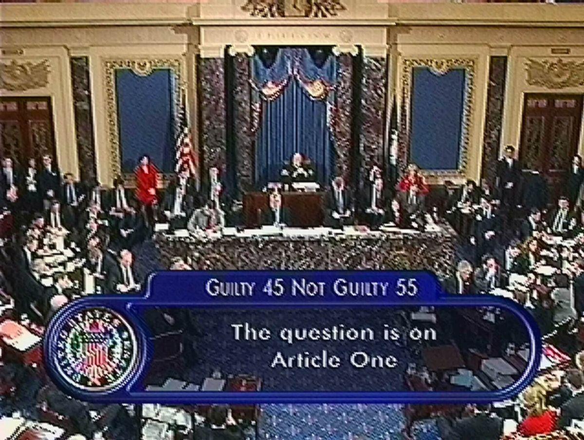 Nine Questions About the Senate Impeachment Trial