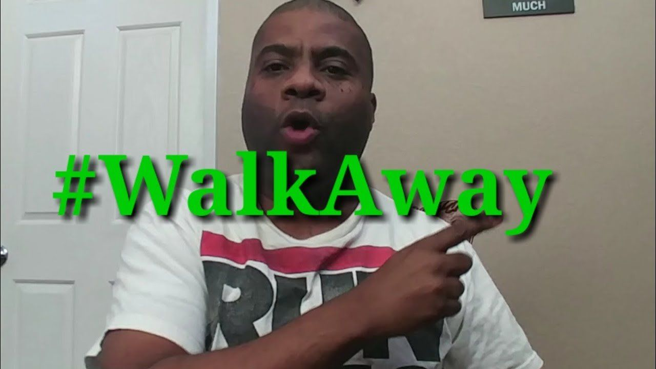 Black U.C. Berkeley Student's #WalkAway Story (Short Version)