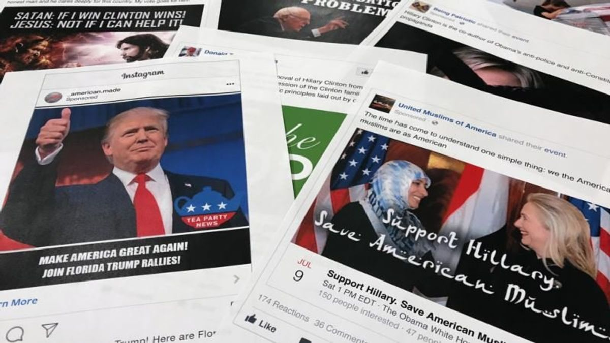 Experts: Americans Vulnerable to Malign Social Media Messaging