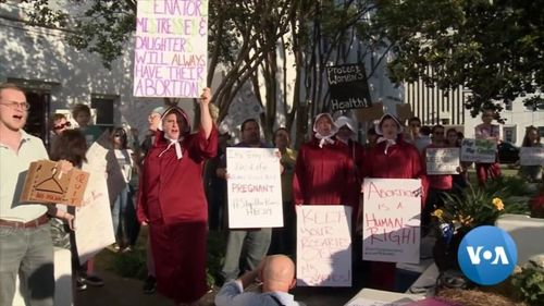 Alabama Passes Near Total Ban on Abortions