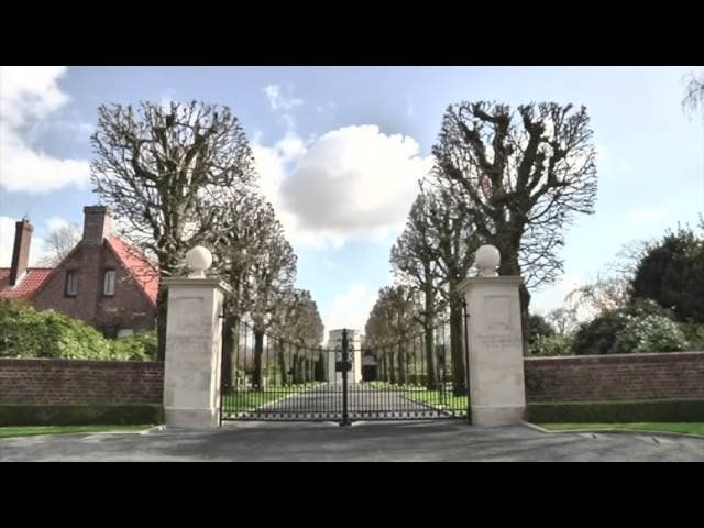 Obama to honor WWI veterans at Belgian cemetery