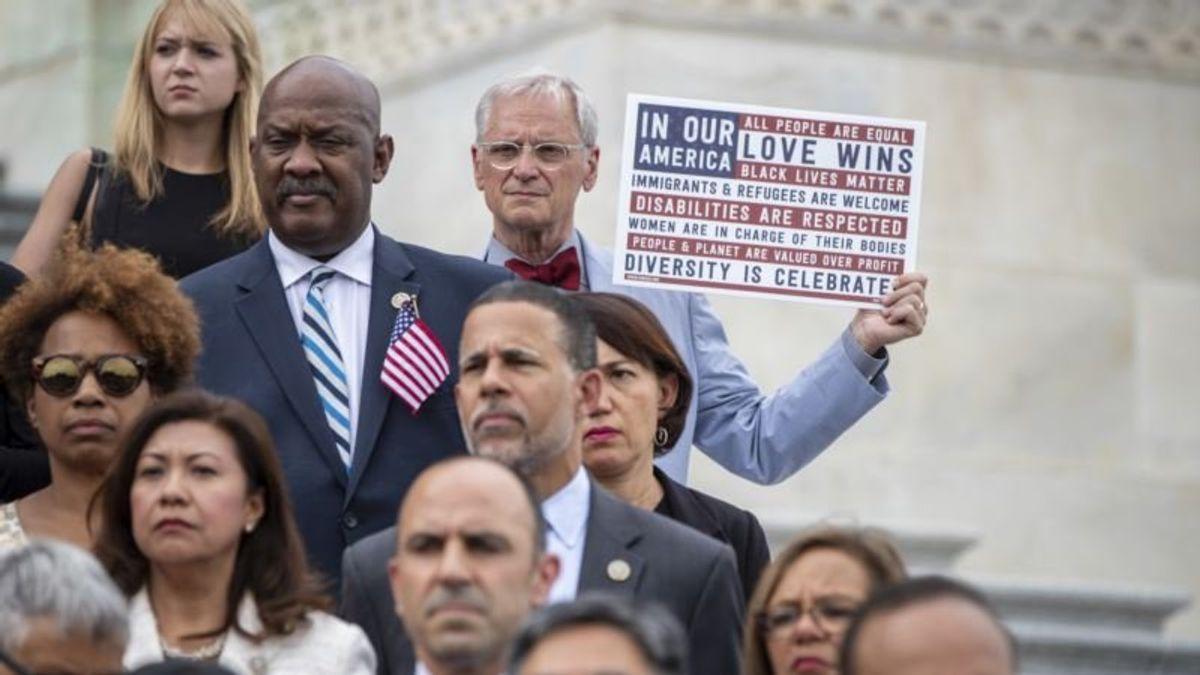 Refugee Advocates Lobby US Congress