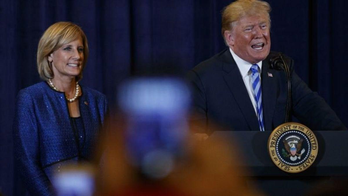 Trump Warns Cuomo: Anybody Who Runs Against Me 'Suffers'