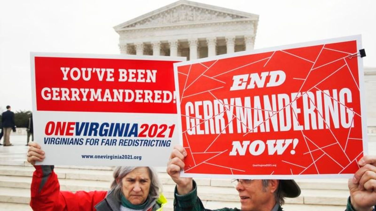 US Supreme Court Acts in Gerrymandering Cases