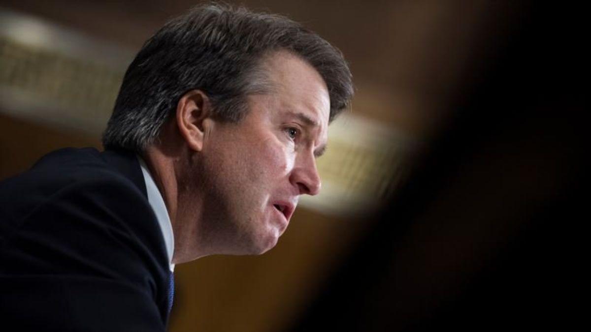 White House says it Won't 'Mircomanage' Kavanaugh Probe