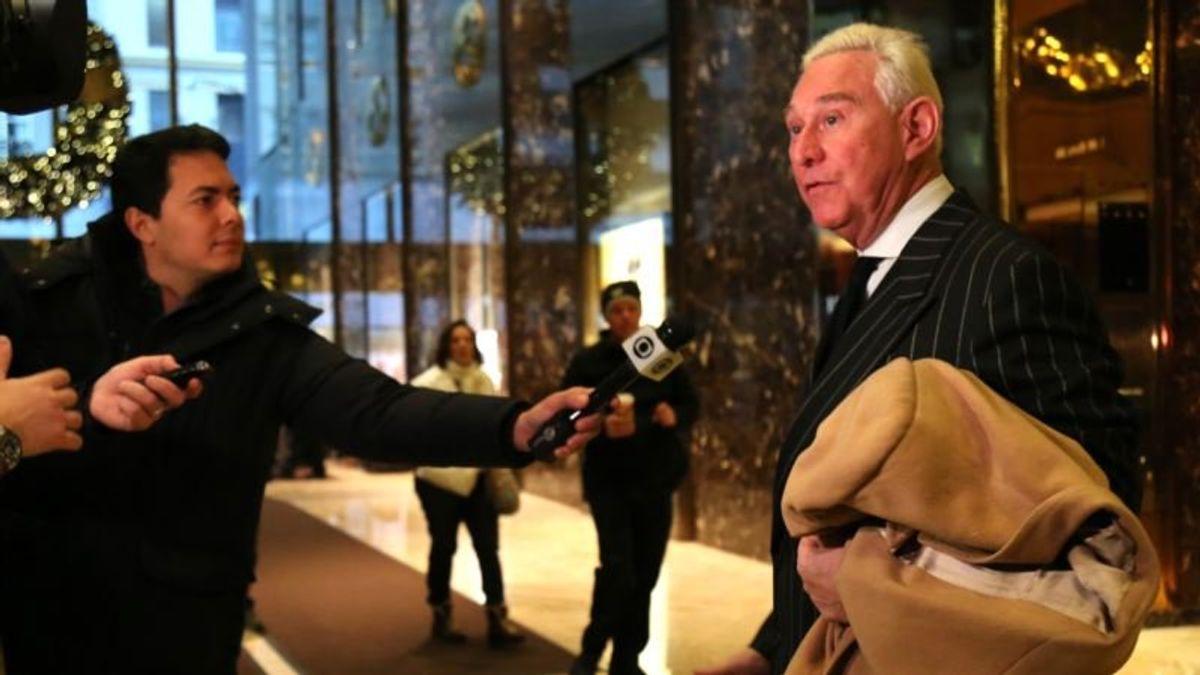 Trump Adviser Stone to Judge: I Don't Need Gag Order