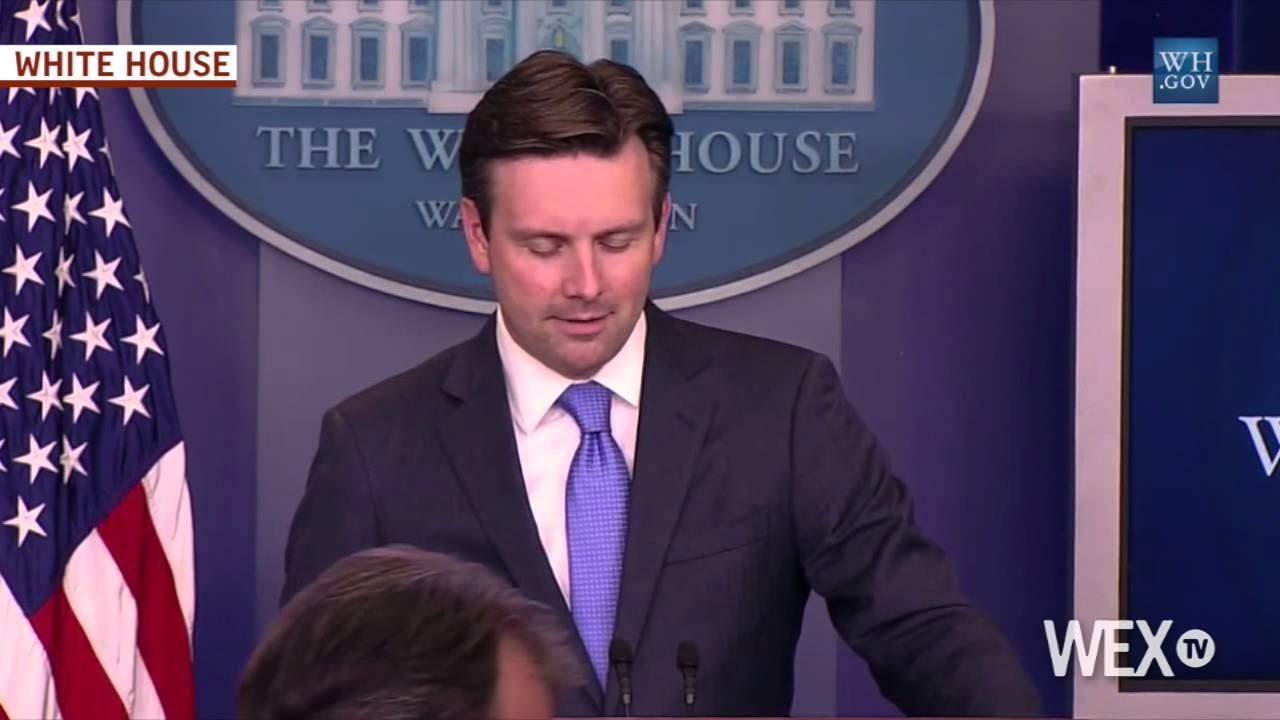 Reporters evacuated from White House briefing room