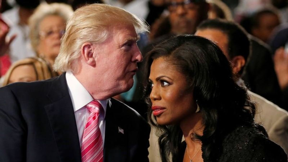 New Book, Nondisclosure Agreement Pits Trump Against Omarosa