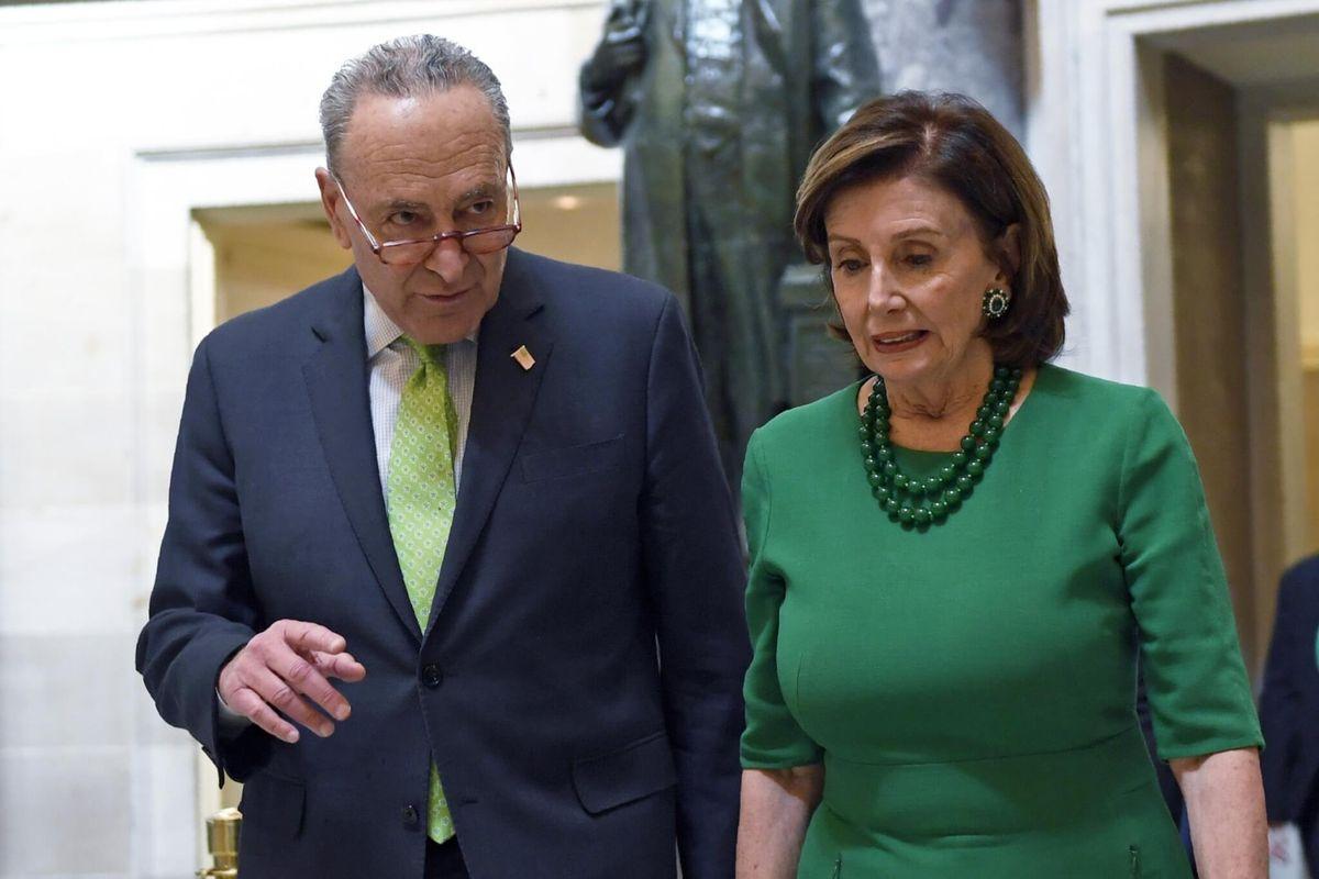 Pelosi, White House Near Agreement on Coronavirus Aid Bill
