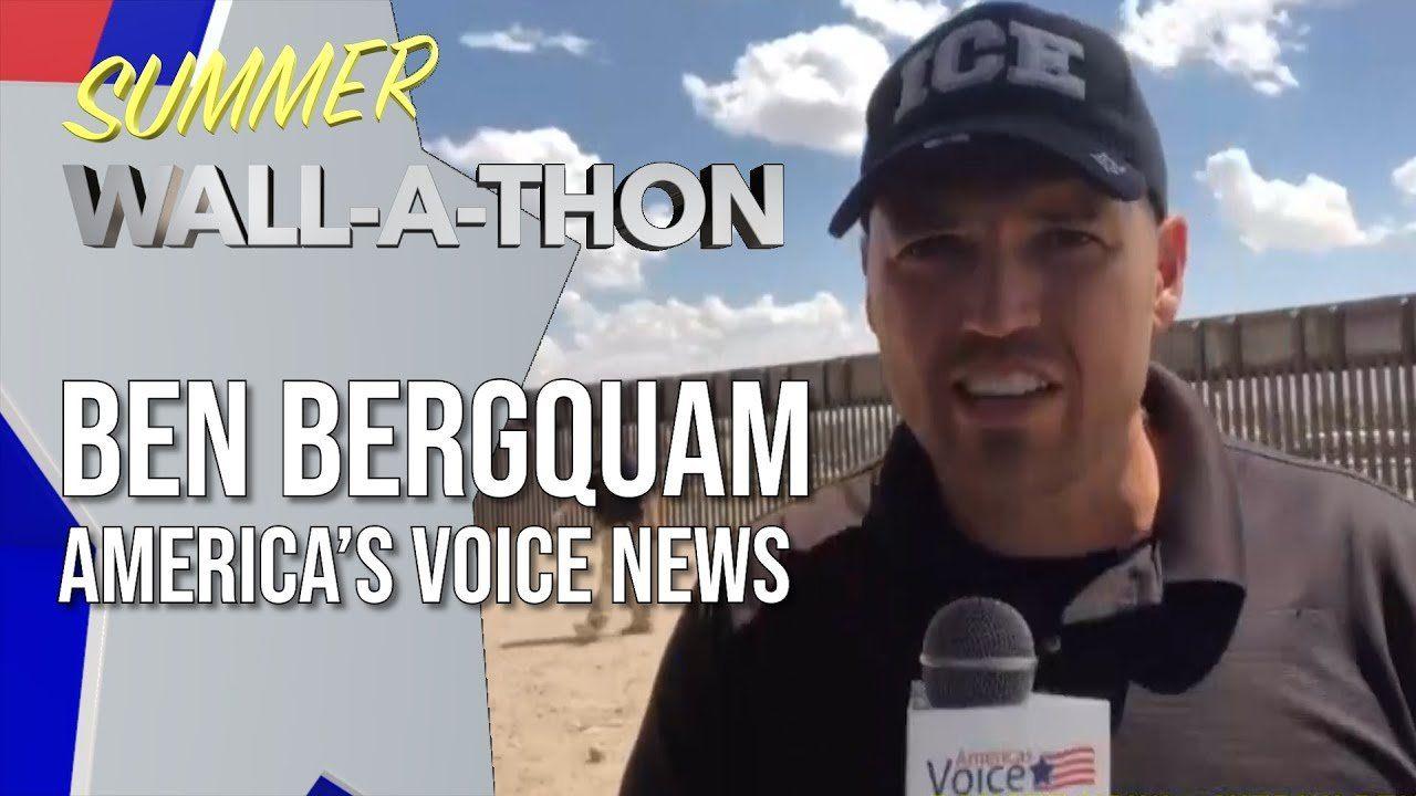 Ben Bergquam Catches Illegal Crossers at Border.