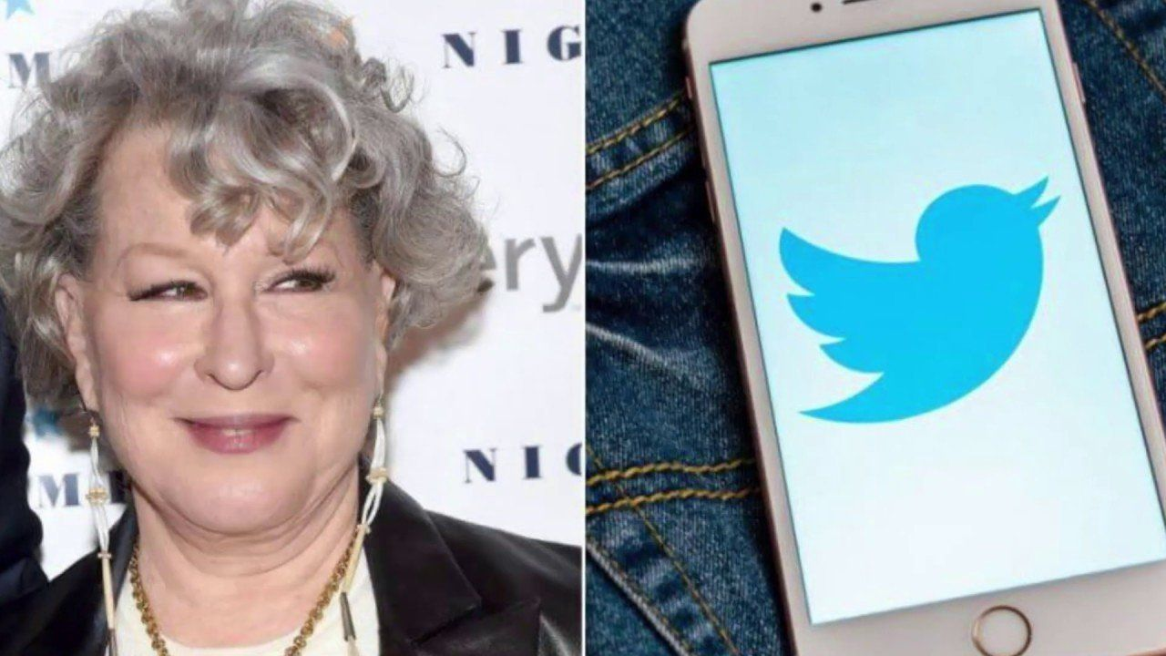 Bette Midler Posts Fake Trump Quote, Twitter Does Nothing While It Goes Viral