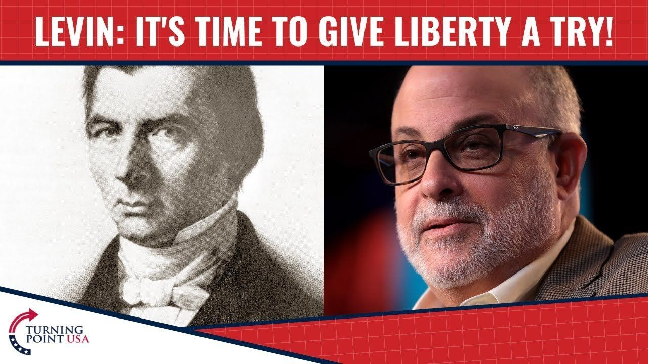 It's Time For LIBERTY!