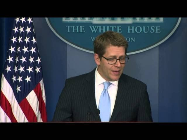 Jay Carney says president agrees with Donald Sterling ban