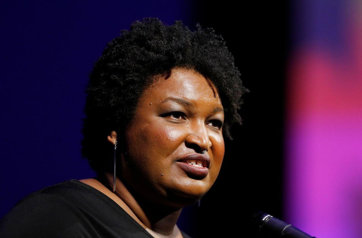 Georgia's Abrams Announces New Voter Protection Program